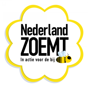 Nederland zoemt logo