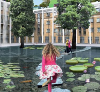 Samenwerken aan de groene stad, Leiden