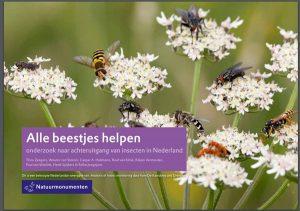 foto voor bij artikel insectensterfte