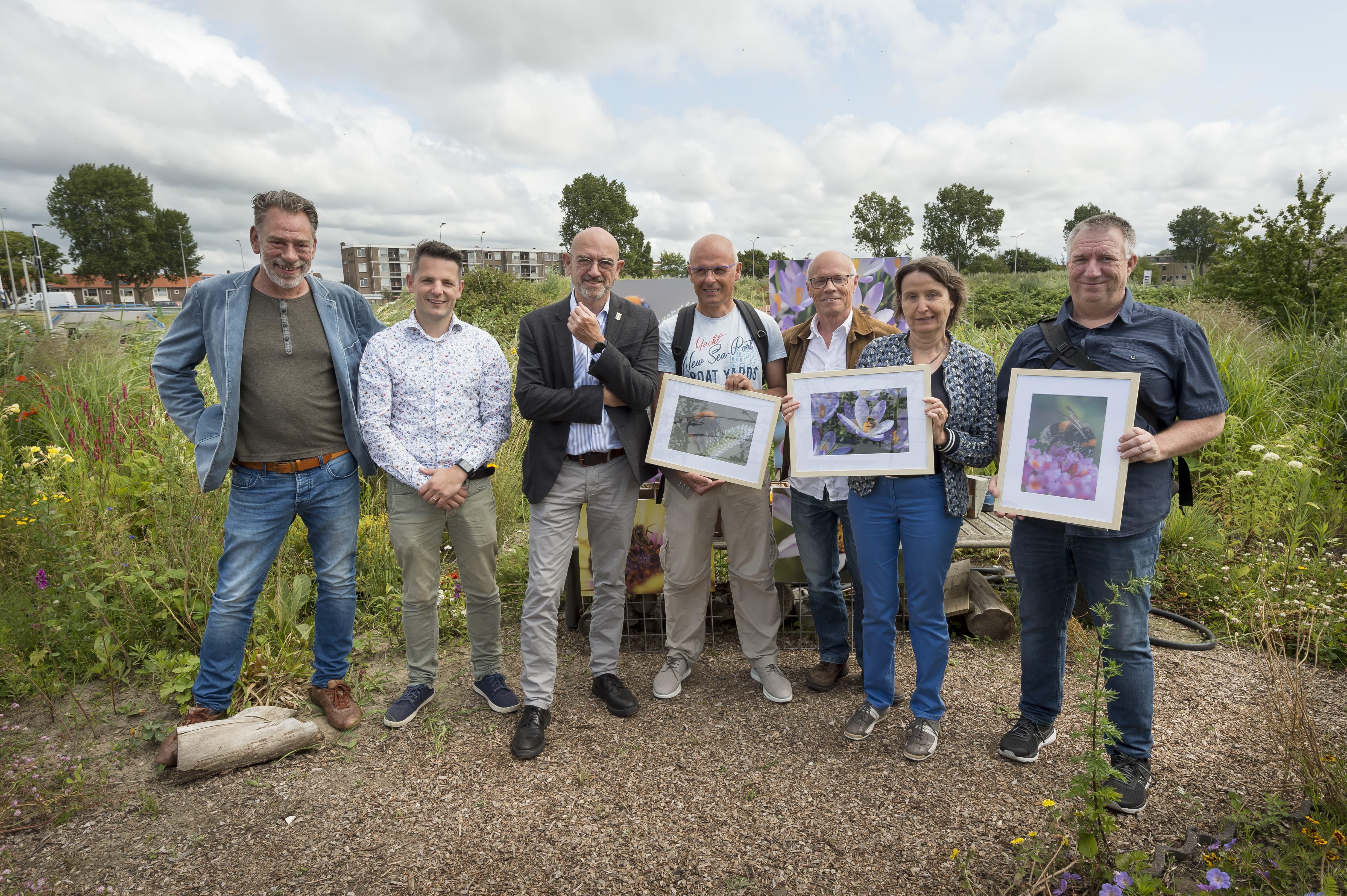 Uitslag fotowedstrijd Groene Cirkel Bijenlandschap 2019